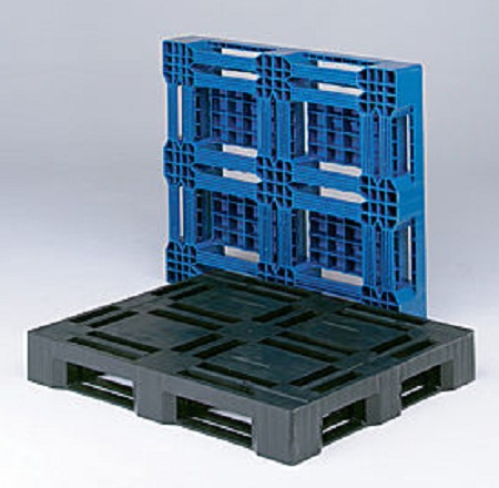 plastic pallet 1 5 Reasons to Choose Plastic Pallet Over Wood Pallet